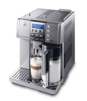 delonghi super automatic espresso machine reviews updated 2018. Black Bedroom Furniture Sets. Home Design Ideas