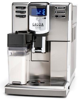 Gaggia Anima Prestige Automatic Coffee Machine (Check Price On Amazon.com)